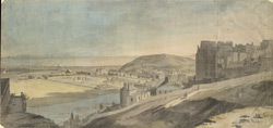 S. View of the Town and Castle of Stirling